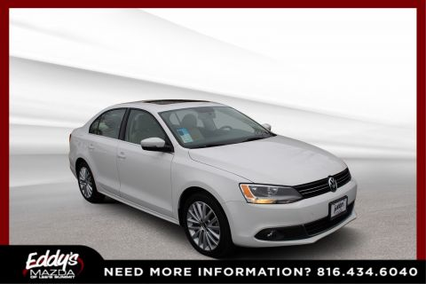 Pre-Owned 2014 Volkswagen Jetta Sedan TDI Value Edition