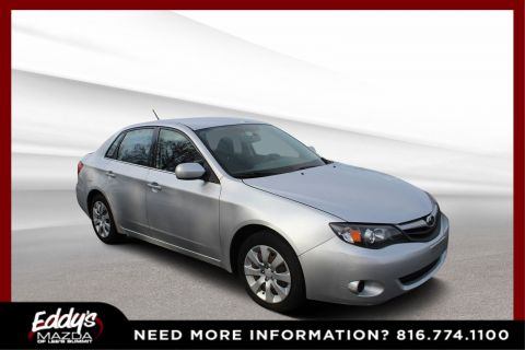 Pre-Owned 2010 Subaru Impreza Sedan i