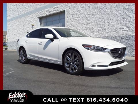New 2018 Mazda6 Signature With Navigation