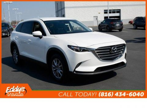 New 2017 Mazda CX-9 Touring AWD