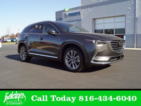 New 2018 Mazda CX-9 Grand Touring With Navigation & AWD