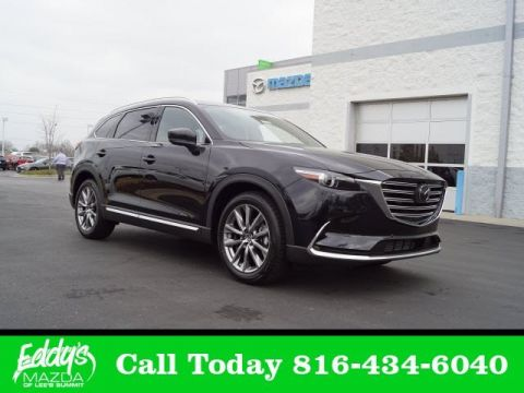 New 2018 Mazda CX-9 Signature With Navigation & AWD