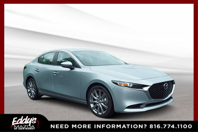 Pre-Owned 2019 Mazda3 Sedan w/Select Pkg