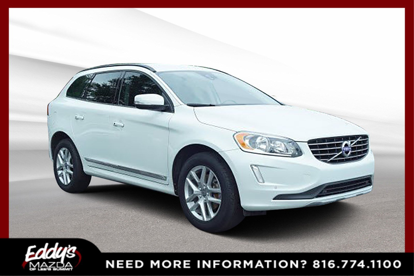 Pre-Owned 2017 Volvo XC60